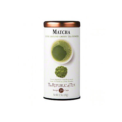 The Republic of Tea Matcha Green Tea Powder,1.5 OZ