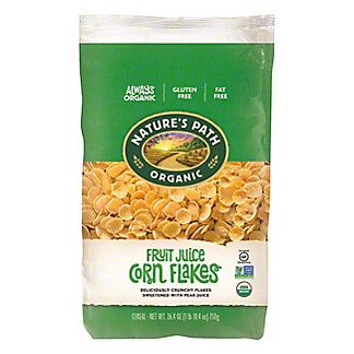 Natures Path Organic Corn Flakes,26.4 oz (750 g)