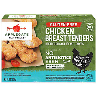 Applegate Natural Gluten-Free Chicken Breast Tenders,8 oz