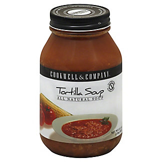 Cookwell & Company Tortilla Soup, 32 oz