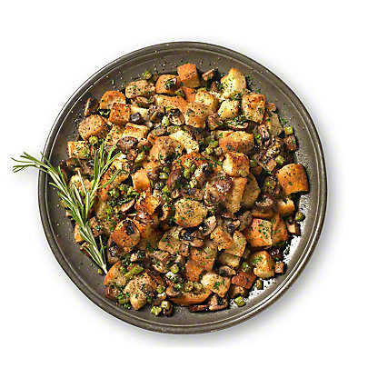 Mushroom Rosemary Stuffing, Low Gluten Diet-Friendly, Serves 6-8