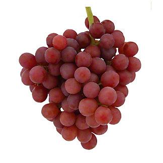 Fresh Extra Large Holiday Red Seedless Grapes