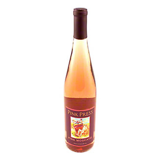 Pink Press Pink Moscato,750 ML
