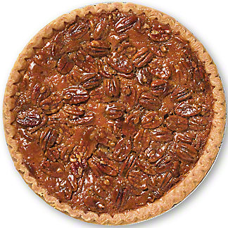 Central Market Pumpkin Pecan Pie, 10 in, Serves 8-10