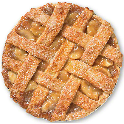 Central Market Salted Caramel Apple Pie, Serves 8-10