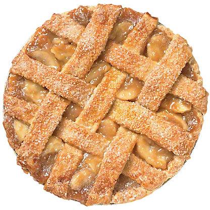 Central Market Salted Caramel Apple Pie, Serves 8-10