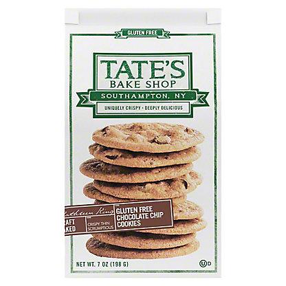 Tate's Bake Shop Gluten Free Chocolate Chip Cookies, 7 oz