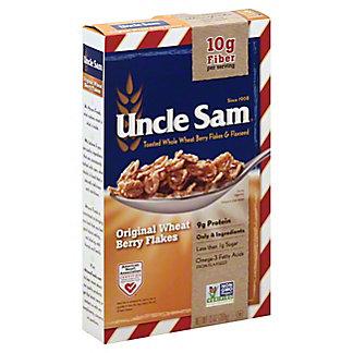 Uncle Sam Original Cereal, 13 oz