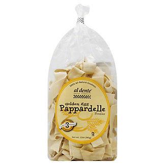 Al Dente Al Dente Pappardelle Egg Pasta,12.00 oz