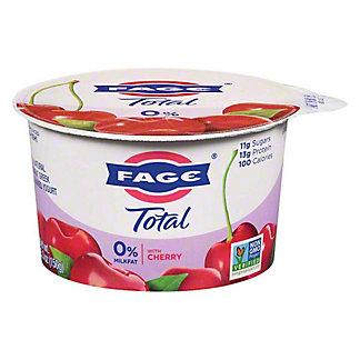 Fage Total 0% Cherry Greek Yogurt,5.3 oz
