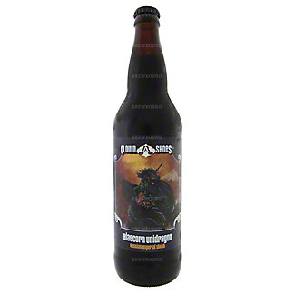 Clown Shoes Blaecorn Unidragon Russian Imperial Stout Bottle,22 OZ