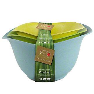 Architec EcoSmart Purelast Green Mixing Bowls, EACH
