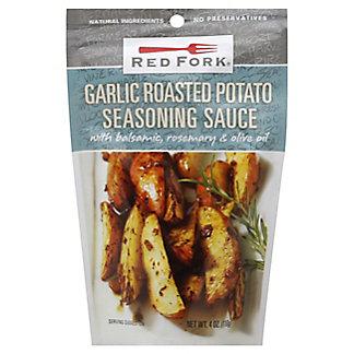 Red Fork Garlic Roasted Potato Seasoning Sauce, 4 oz