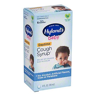 Hyland's Baby Cough Syrup, 4 oz