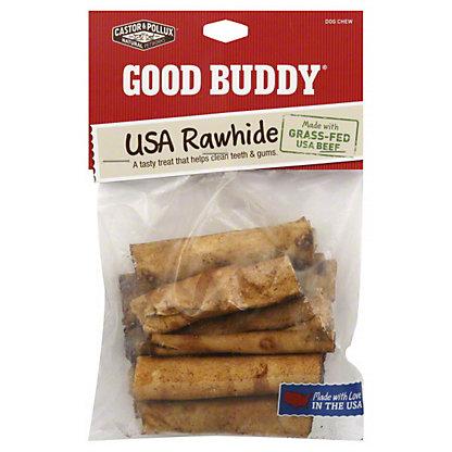 Castor & Pollux Good Buddy USA Rawhide Chicken Flavored Rolls 2 Inch Dog Chews, EACH