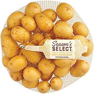 Fresh Baby Gold Potatoes Bagged, 24 oz