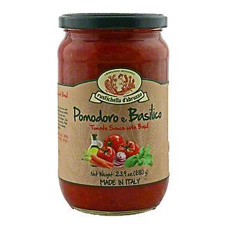 Manicaretti Tomato Sauce With Basil, 23.9 oz