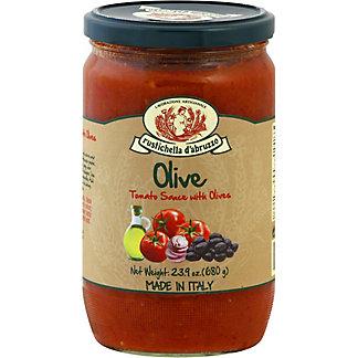 Rustichella D'Abruzzo Tomato Sauce With Olives, 23.9 oz