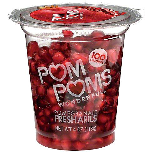 Pom Wonderful Fresh Pomegranates Arils, Ready to Eat, 4.3 OZ
