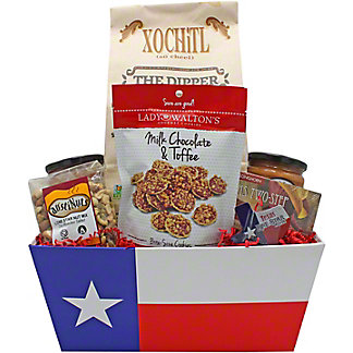 Central Market Texas Gourmet Gift Baskets, ea