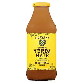 Guayaki Brand Yerba Mate Unsweetened Terere Tea,16 OZ
