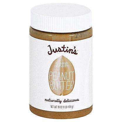 Justin's Classic Peanut Butter,16 OZ
