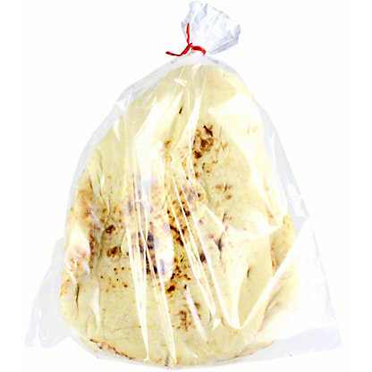 Central Market Garlic Tandoori Naan 3 Count,EACH