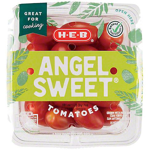 H-E-B Angel Sweet Tomatoes, 1 PT