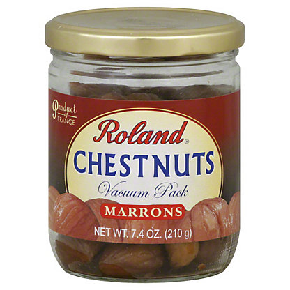 Roland Marron Chestnuts, 7.4 OZ