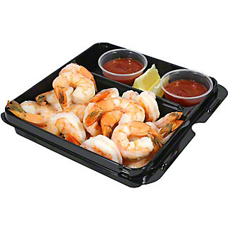 Central Market Shrimp Cocktail Tray For Two, 20 ct