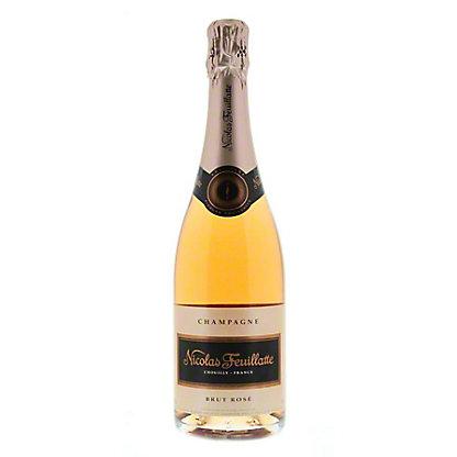 Nicolas Feuillatte Palmes D'Or Rose Champagne, 750 ml