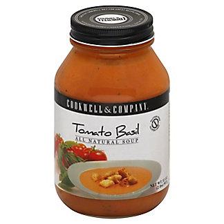 Cookwell & Company Tomato Basil Soup, 32 oz