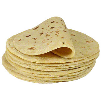 Central Market Mitad & Mitad Tortillas, 10 ct