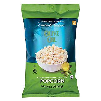 Central Market Organics Lightly Seasoned With Olive Oil Popcorn,5 OZ