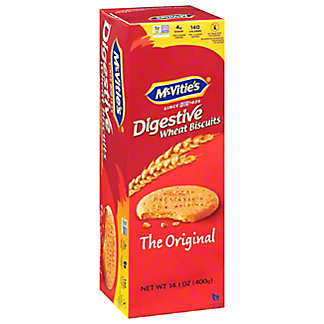 McVitie's The Original Digestives Wheat Biscuits, 14.1 oz