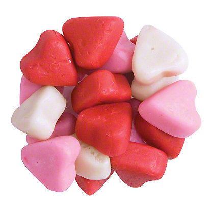 Zachary Valentine Mellowcreme Hearts, Sold by the pound