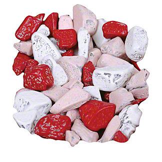 Choco Rocks Valentine Mix, Sold by the pound