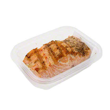 Central Market Grilled Salmon, 1LB