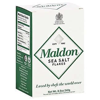 Maldon Sea Salt Flakes,8.5 OZ