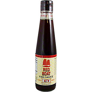 Red Boat Fish Sauce Chefs Grade,8.45 oz