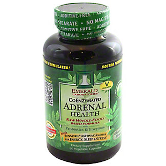 Emerald Adrenal Health, 60 ct