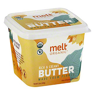 Melt Organic Buttery Spread, 13 oz