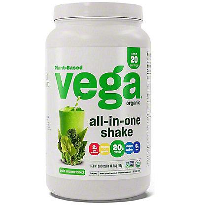 Vega One Natural Nutritional Shake, 3.4 oz