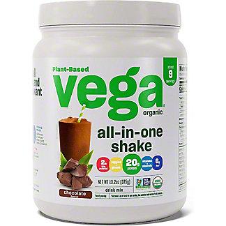 Vega One Chocolate Nutritional Shake,15.4 OZ