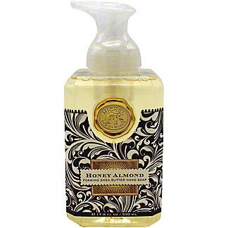 Michel Design Foaming Hand Soap Honey Almond, 17.8OZ