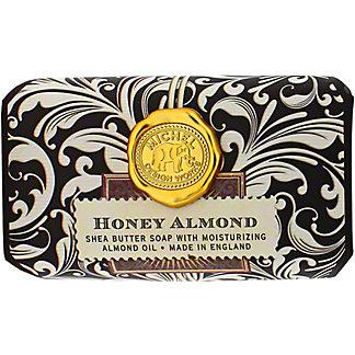 Michel Design Bath Soap Bar Honey Almond, Ea