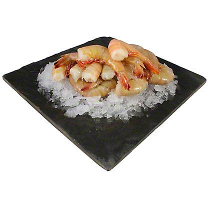 Gulf Brown Shrimp 10/15 Previously Frozen,LB