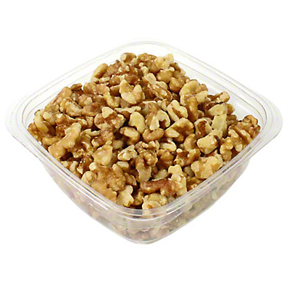Central Market Pre-Packed Walnuts Halves & Pieces,6.35 OZ