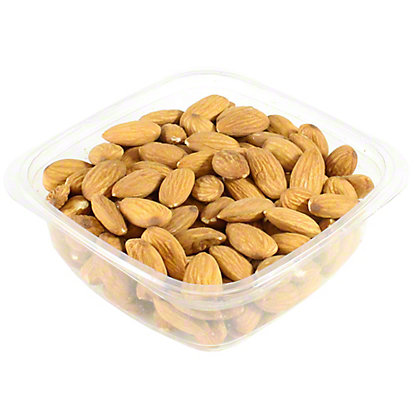 PrePacked Non Pareil Raw Almonds,8.1 OZ