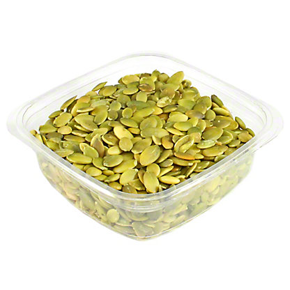 Central Market PrePacked Raw Pumpkin Seeds,8.1OZ